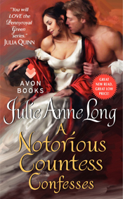 Guest Post: Julie Anne Long's new release where her hero is NOT a rake, oh my! + Giveaway